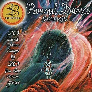 Round dance songs 20 - album cover