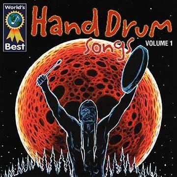 4458 World's Best Hand Drum Songs Volume 1