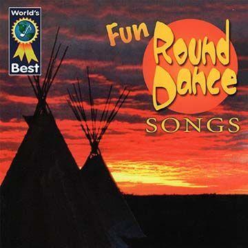 4492 World's Best Fun Round Dance Songs