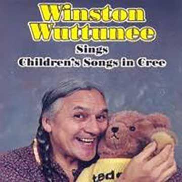 4112- Children's Songs In Cree