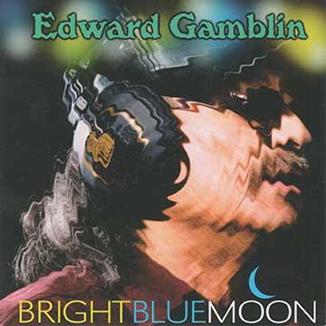 4465- Bright Blue Moon