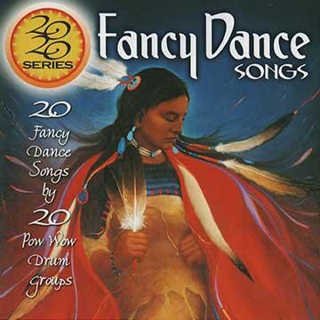 4518- Fancy Dance Song 20;20 Series