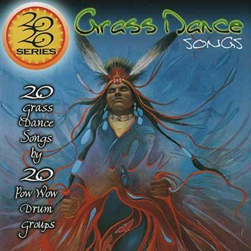 4520- Grass Dance Songs 20;20 Series