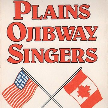 4120 - Plains Ojibway Singers